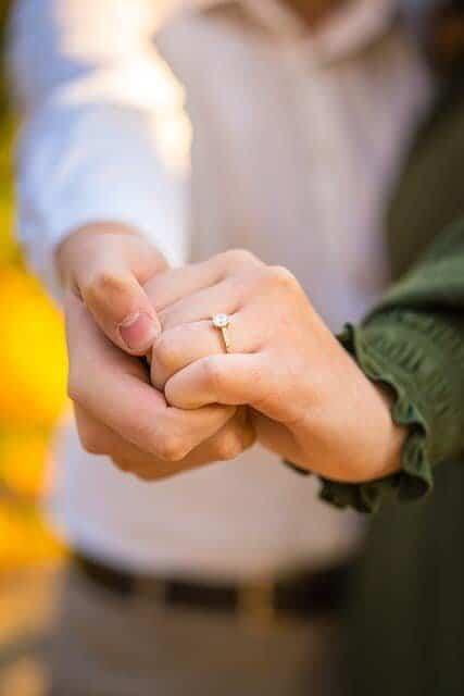 Die ersten Schritte der Hochzeitsplanung