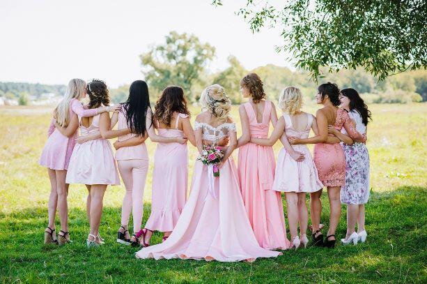 Zuständigkeiten während der Hochzeit